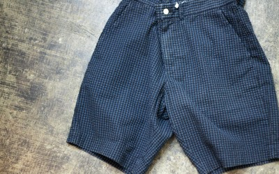 Haspel Seersucker Short Pants