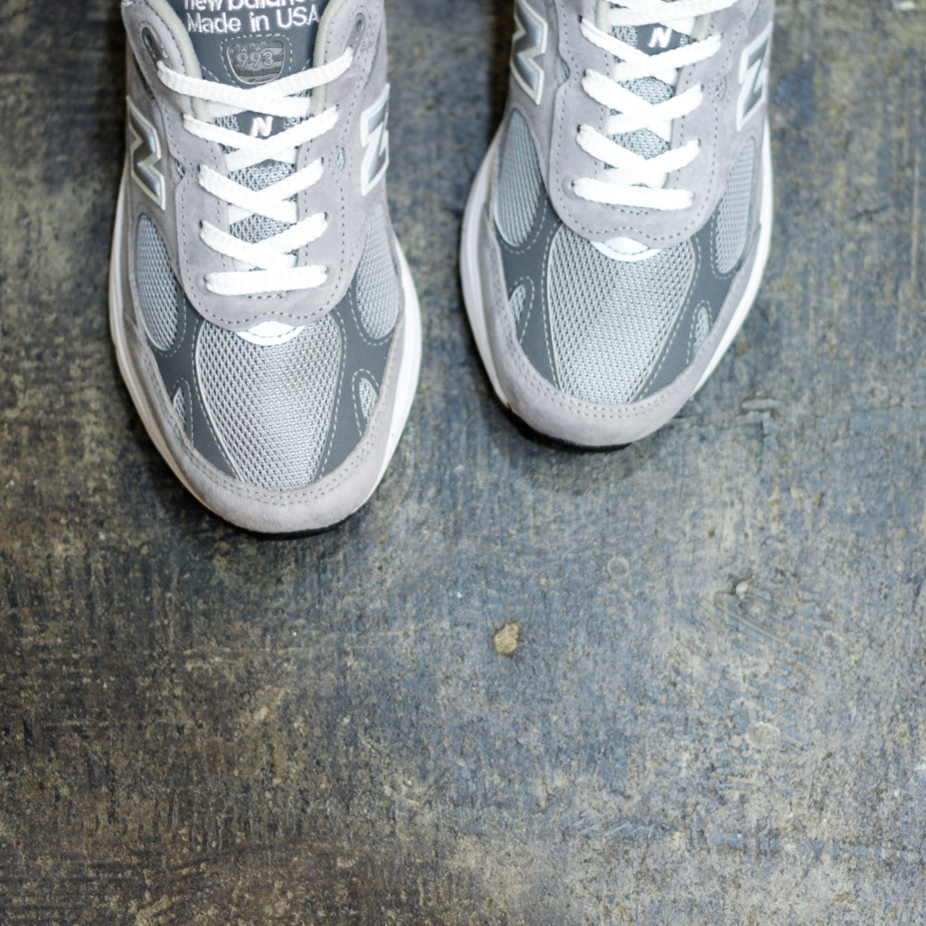 """NEW BALANCE WR993 """"Made in U.S.A."""""""