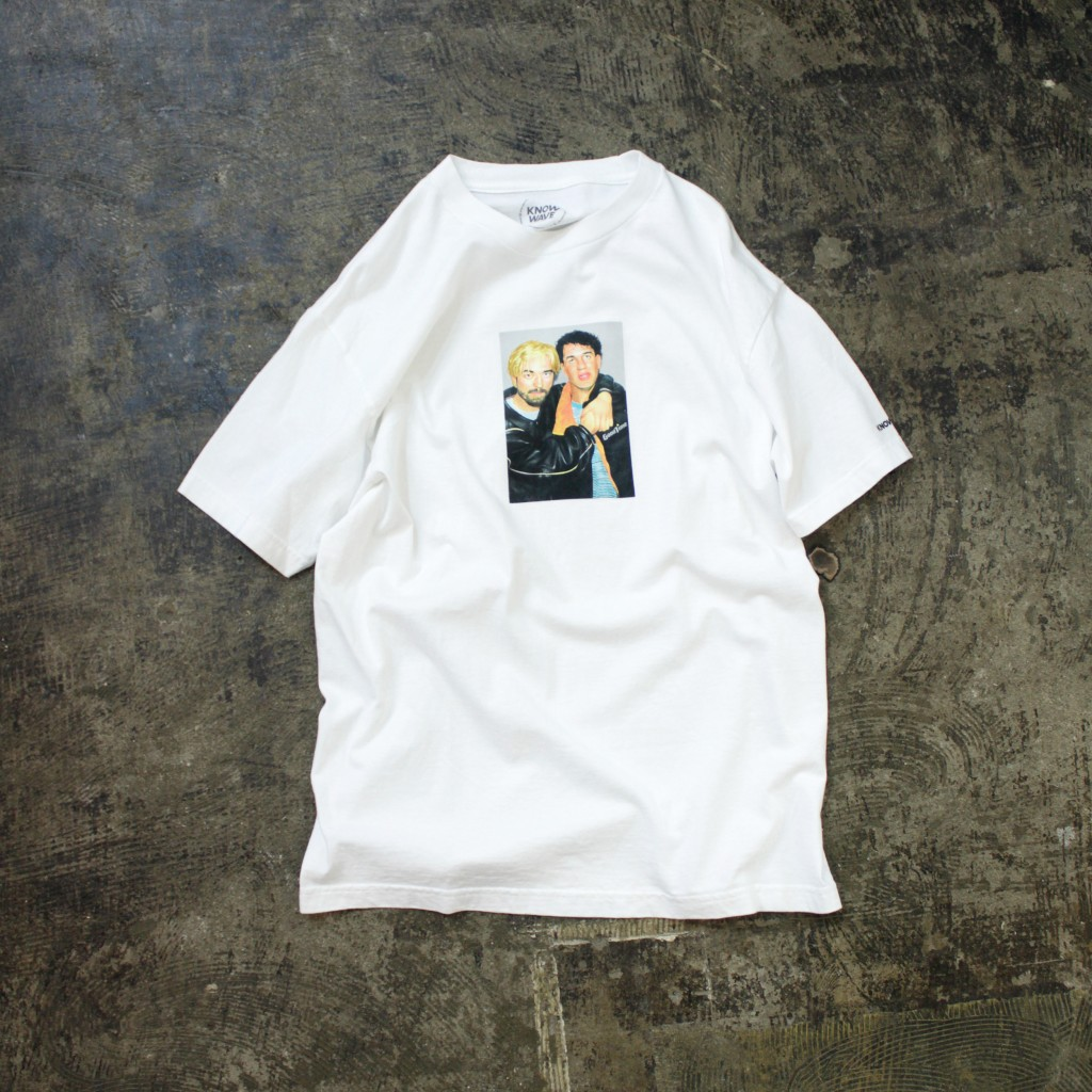 KNOW WAVE × 'good time' Movie T-Shirts