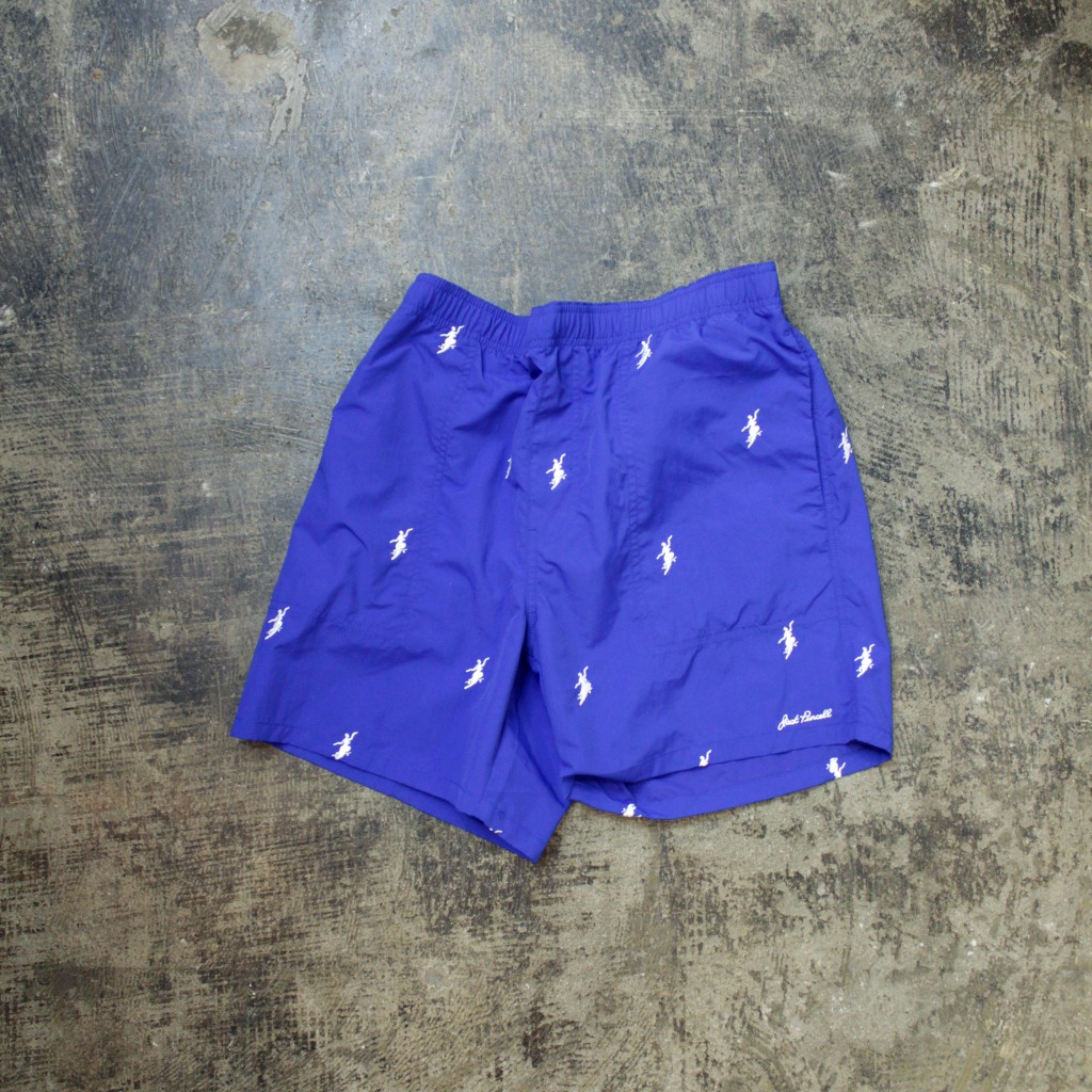 CONS × POLAR SKATE CO. Jack Purcell Nylon Shorts