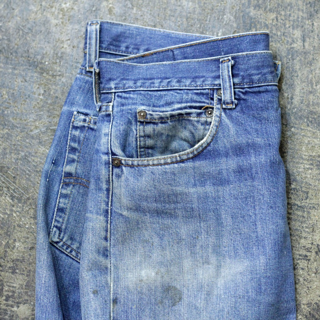 Levi's Vintage 505 66 Single Stitch Denim