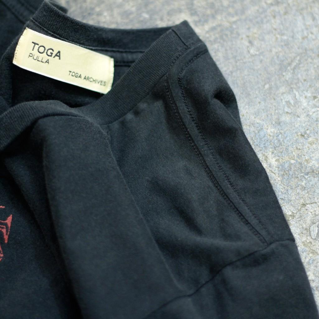 TOGA PULLA Metal TShirts