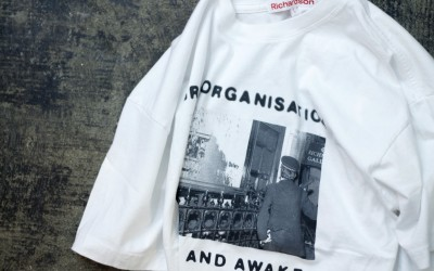 Richardson x GREY ORGANISATION Alive and Awake T-Shirts