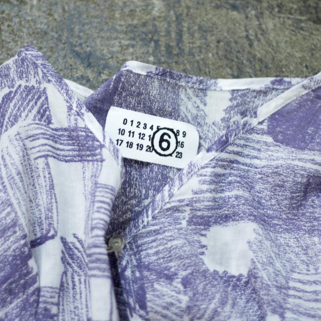 MM⑥ Print Shirt