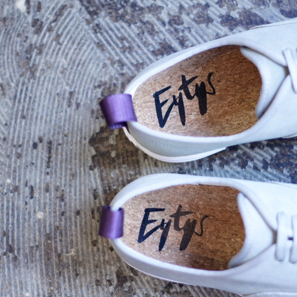 "Eytys Low Cut Deck Shoes ""MOTHER SUEDE"""