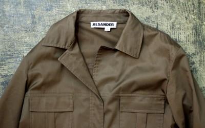 JIL SANDER Military Jacket