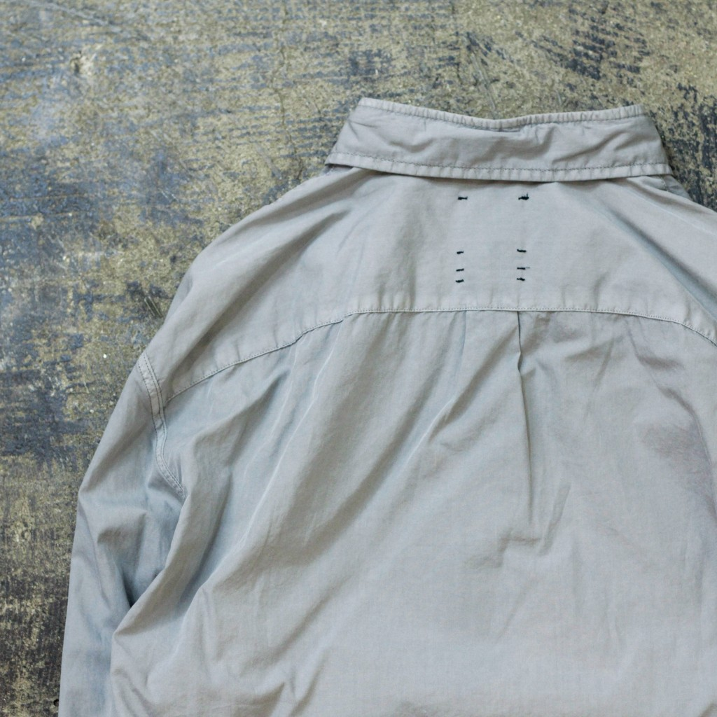 Gap × GQ × Steven alan Reversed Seam Shirt