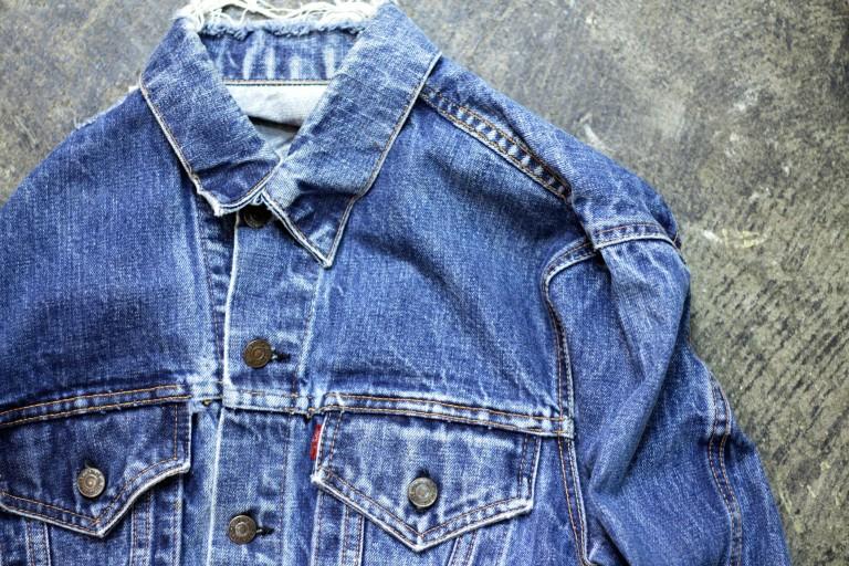 "Levi's Vintage 60′s 70505 ""Big-E"" Jean Jacket"