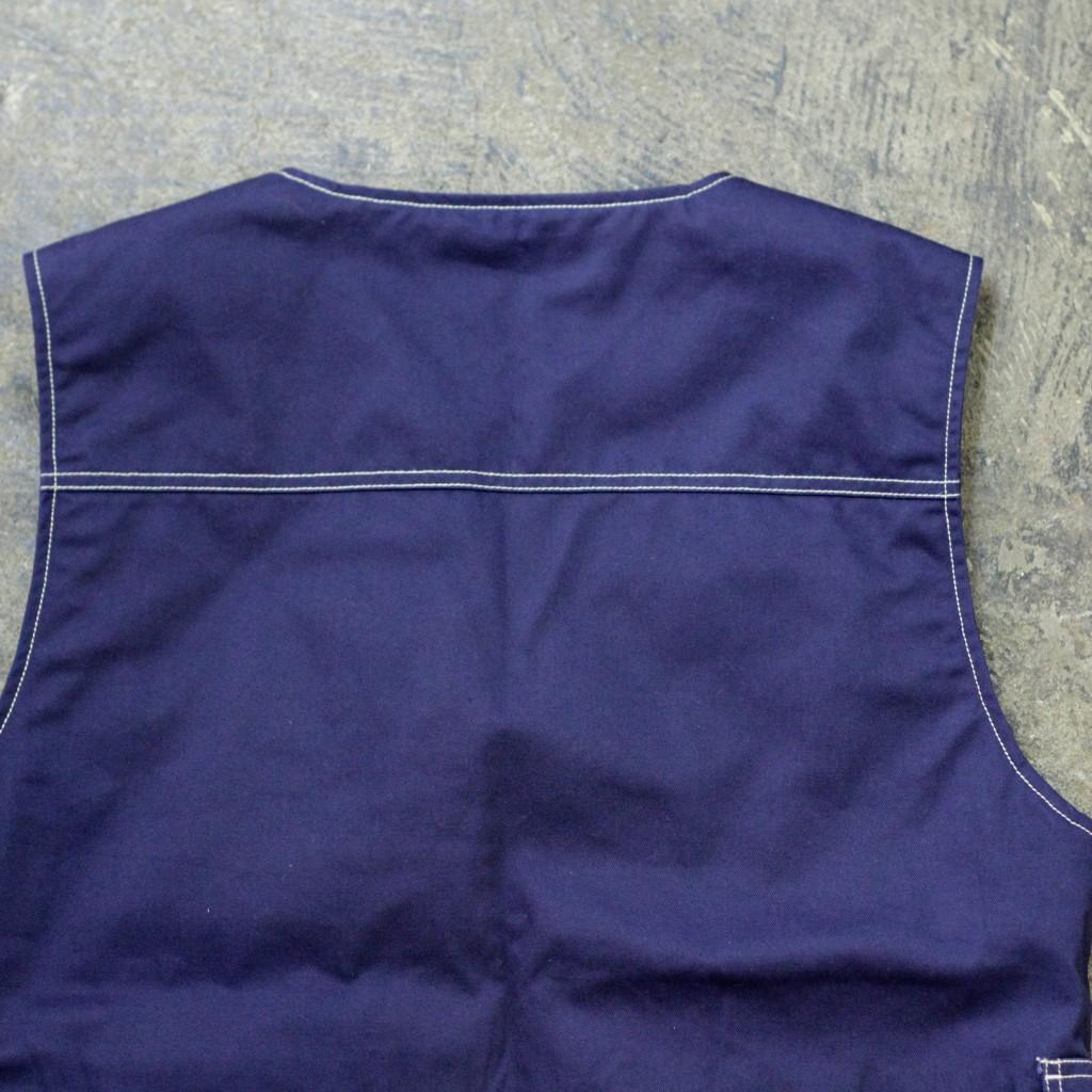 STUSSY / Cotton Work Vest