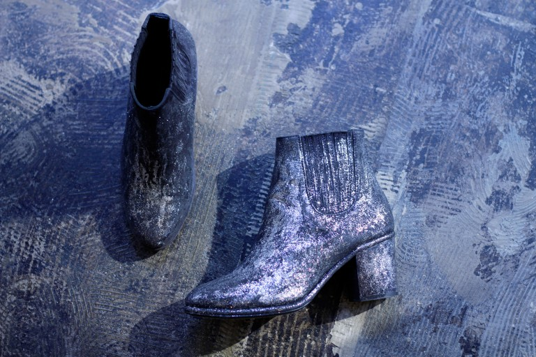OPENING CEREMONY Glitter Short Boots