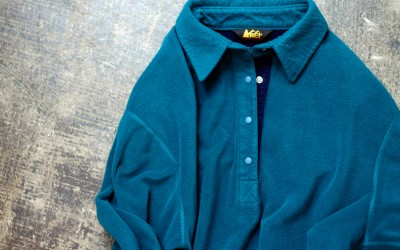 REI Snap Fleece Pullover