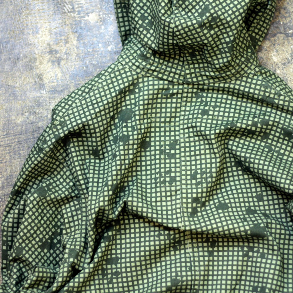 US ARMY Night Camouflage Parka '83