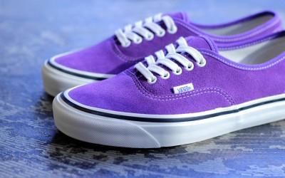 "VANS Authentic Suede 44 DX ""ANAHEIM FACTORY PACK"""