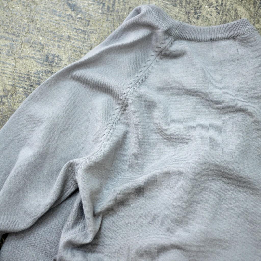 OLD STUSSY Crew Neck Knit