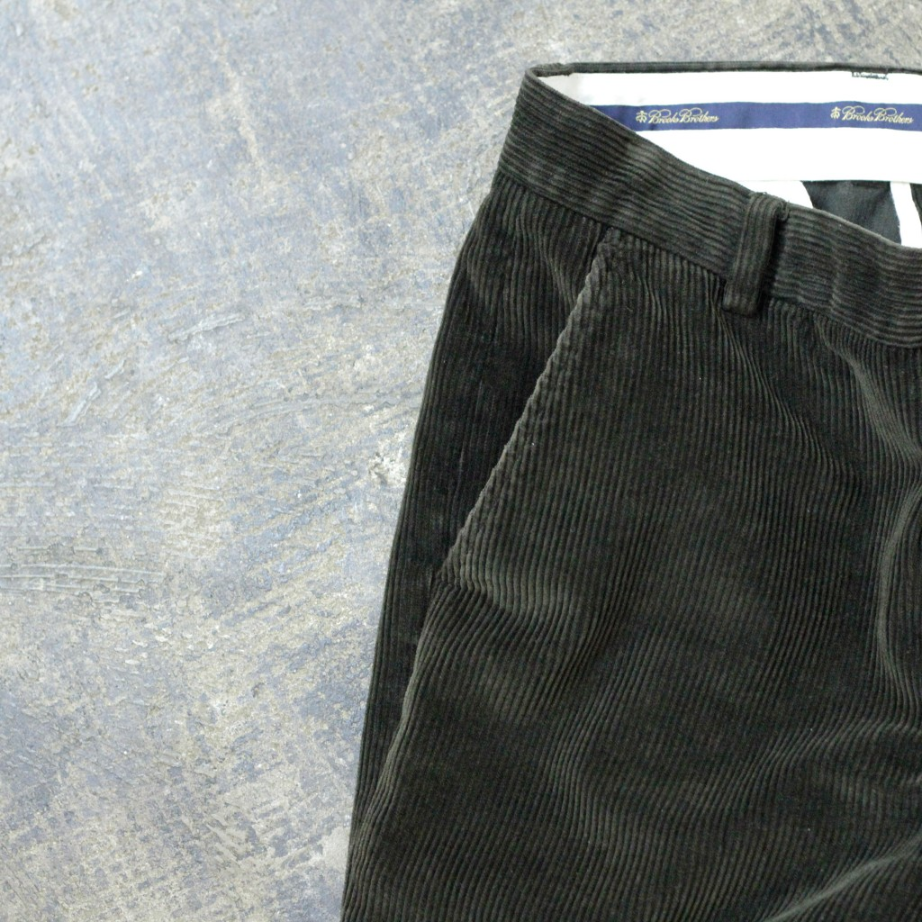 Brooks Brothers Classic Corduroy Pants