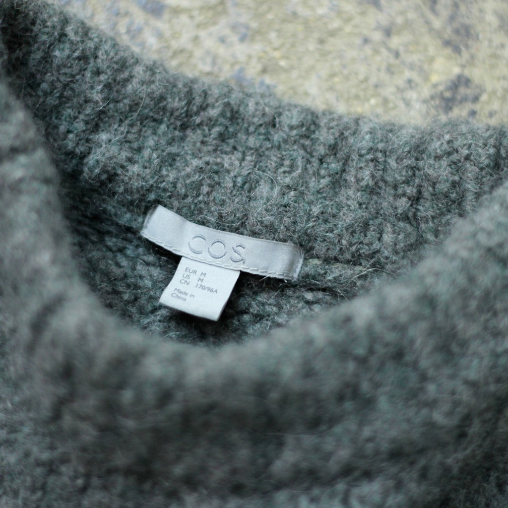 COS Mohair Knit