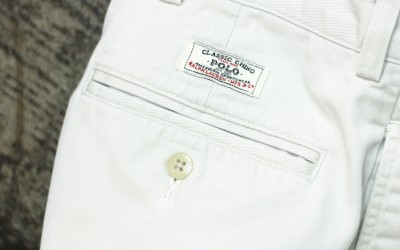Polo by Ralph Lauren 90's HAMMOND Tuck Pants
