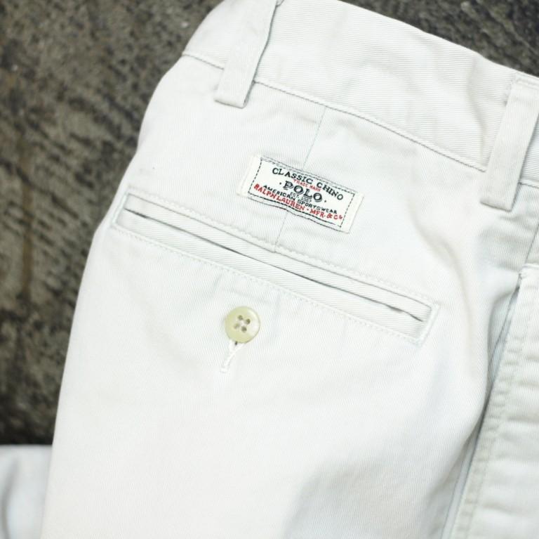 Polo by Ralph Lauren 90's HAMMOND Tuck Pants