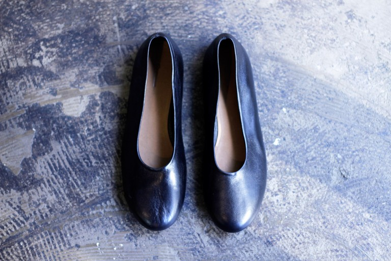 The Palatines Leather Flat Shoes