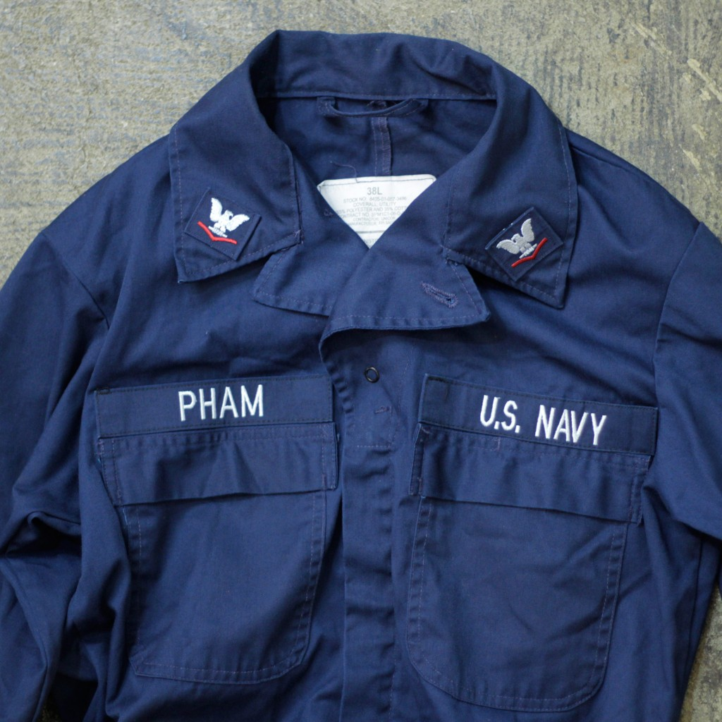 US NAVY Vintage All-in-One
