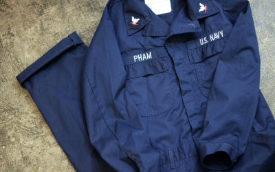 US NAVY Vintage JumpSuits