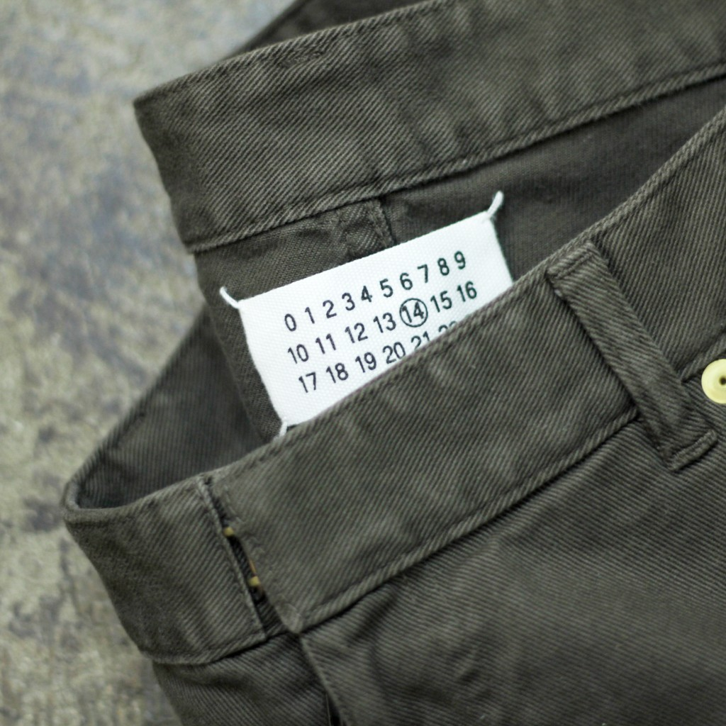 Maison Martin Margiela 14 Slim Denim