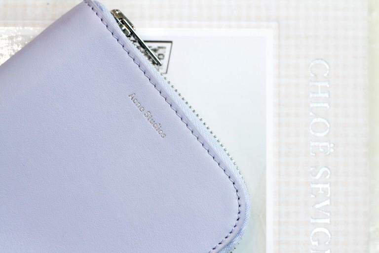 Acne Studios 'Csarite S' Zip Wallet