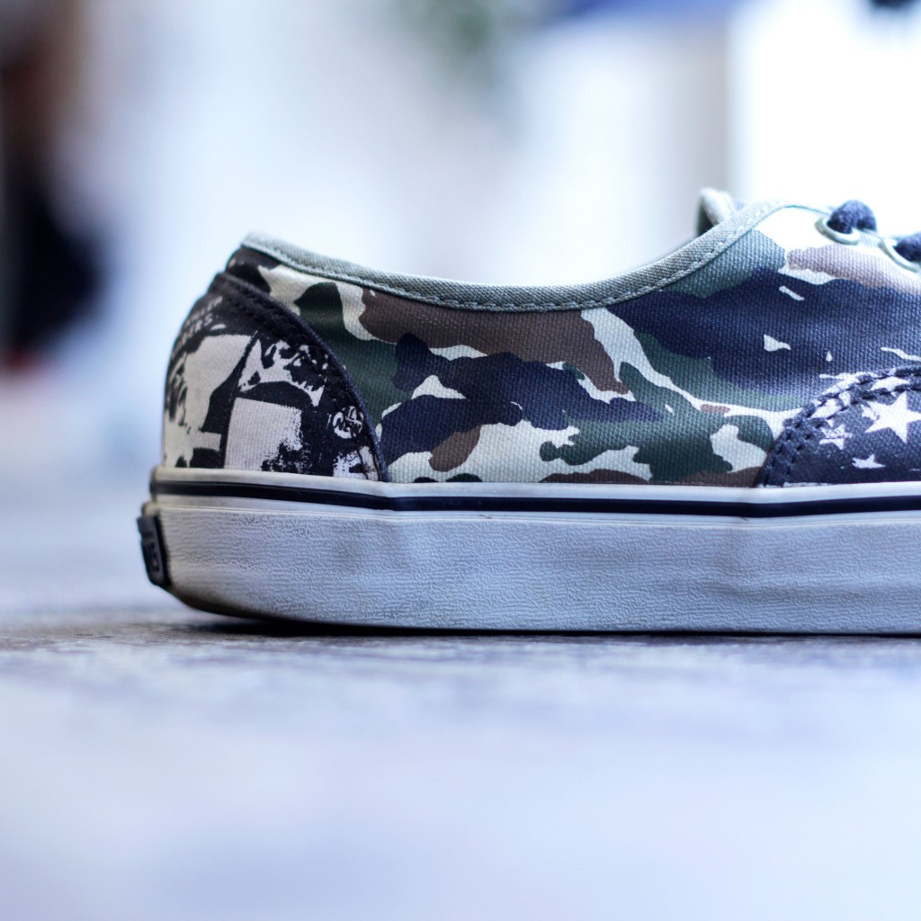 WEIRDO DAVE X VANS SYNDICATE AUTHENTIC