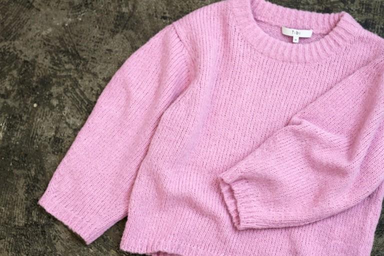 Tibi Volume Sleeve Knit