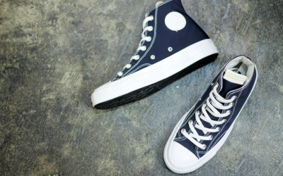 "CONVERSE CT 70 Hi ""Blank Canvas"" NYC in-store Custom Model"