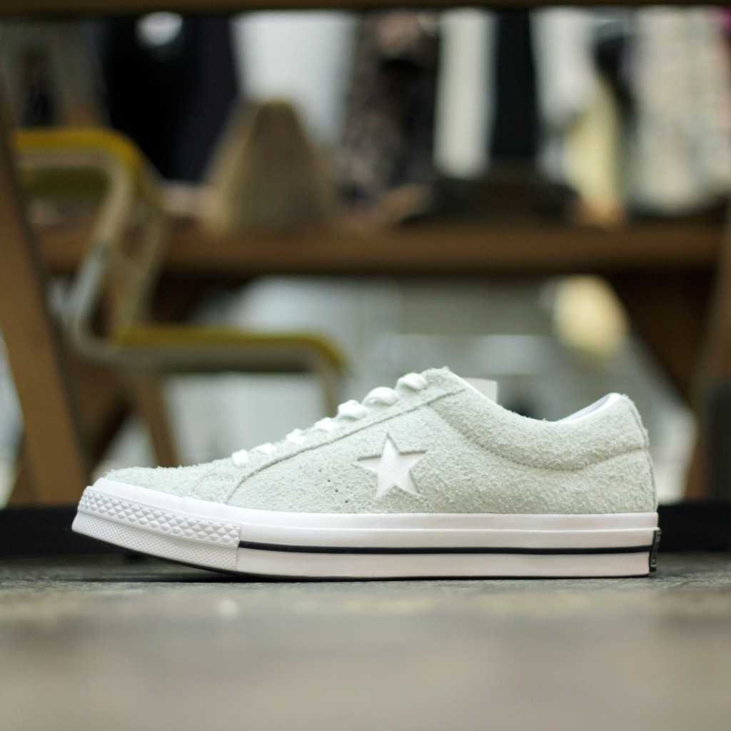 """CONVERSE ONE STAR OX SUEDE """"Dried Bamboo"""""""
