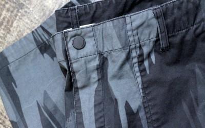 "MAHARISHI DPM ""British Bonsai Forest Stripe"" Reversible Pants"