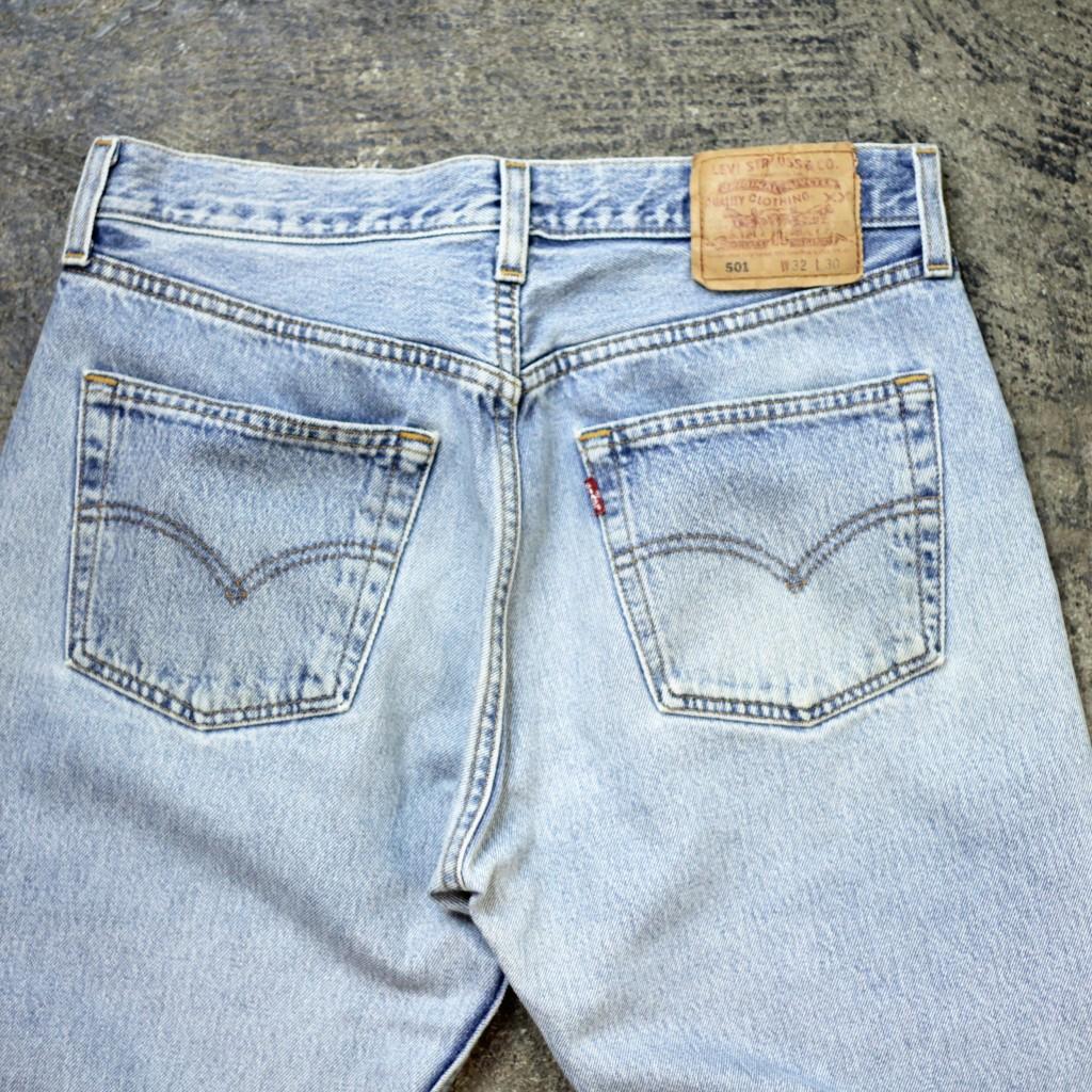 Levi's Vintage 501 80's USA Denim
