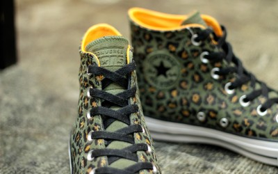 "CONS CTAS PRO HI LEOPARD ""FIELD SURPLUS"""