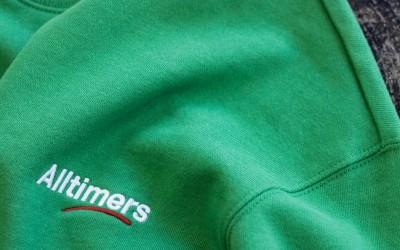 Alltimers Logo Sweat
