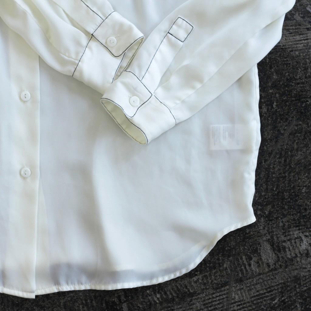 URBAN OUTFITTERS Stitch White Shirts