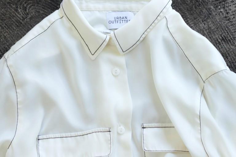 URBAN OUTFITTERS Stitch Shirts
