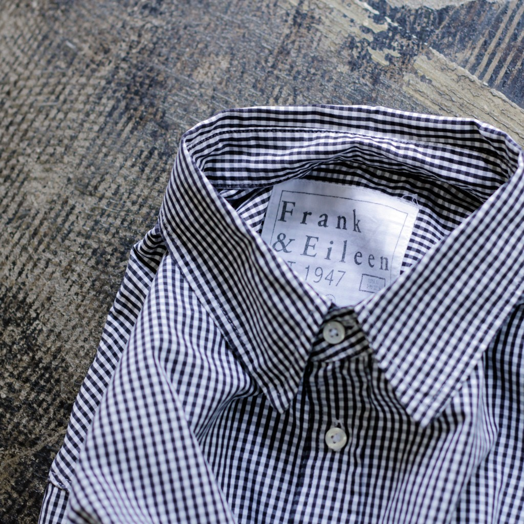 Frank & Eileen Gingham Check Shirts