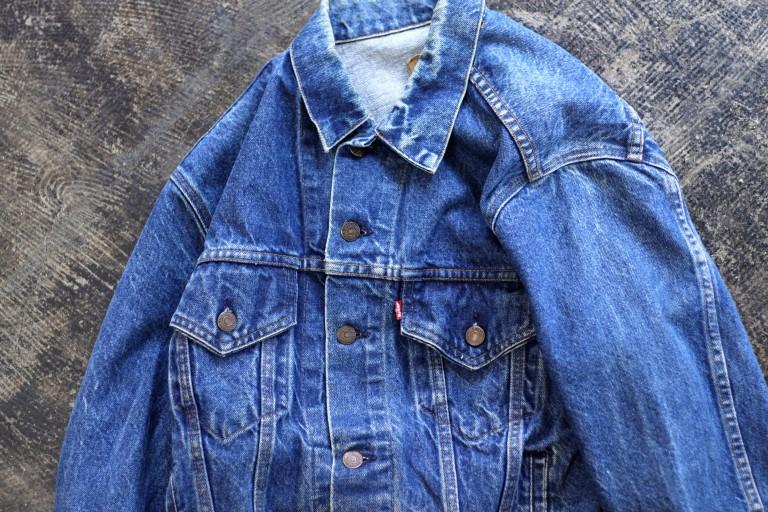Levi's Vintage 80′s 70506 Jean Jacket