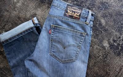 LEVI'S SKATEBOARDING 511 Slim Fit Jeans