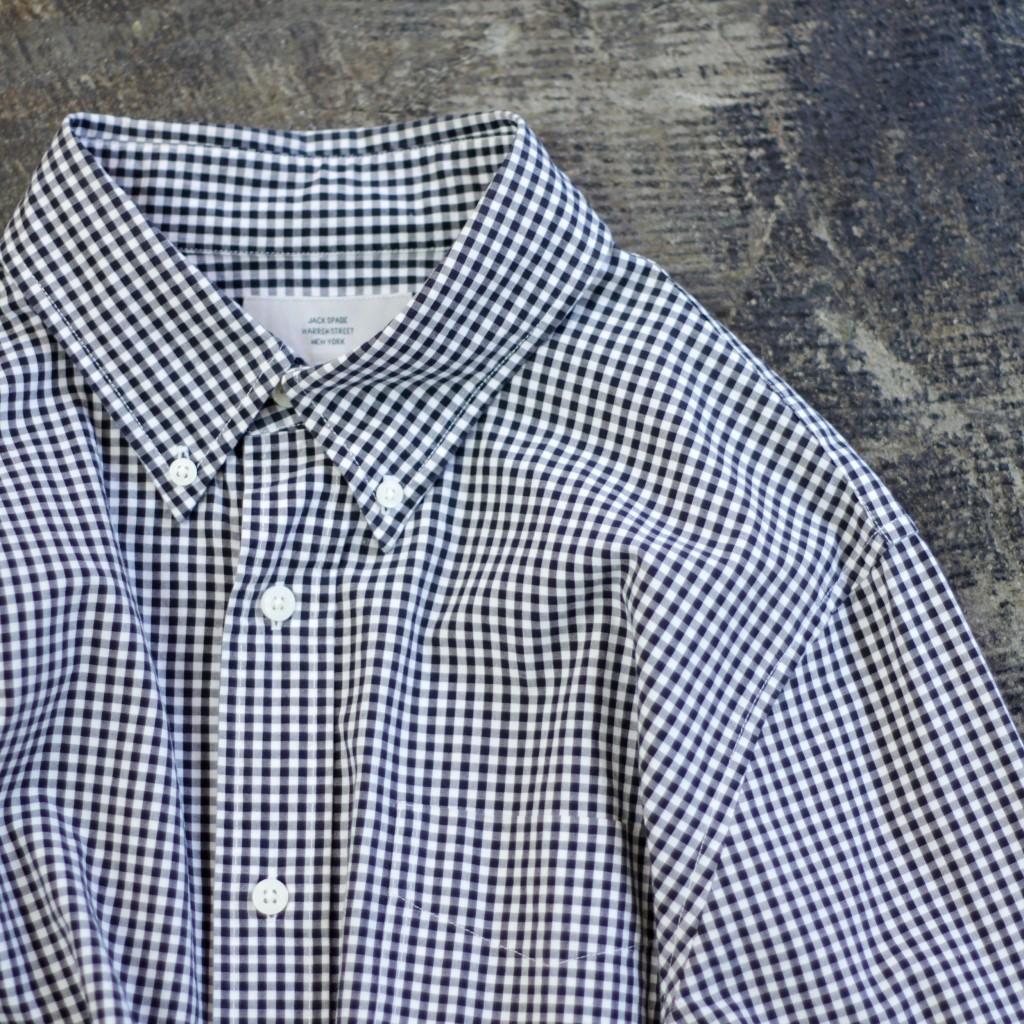 JACK SPADE Gingham Check Shirts