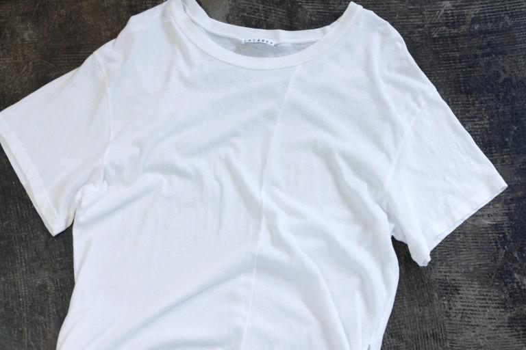 LACAUSA Loose Design T-Shirts
