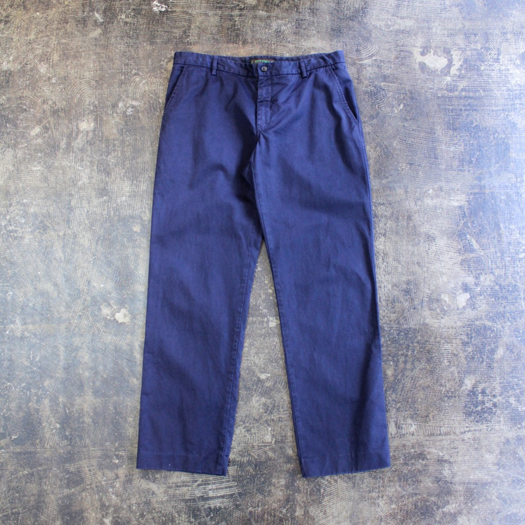 ETRO Cotton Pants