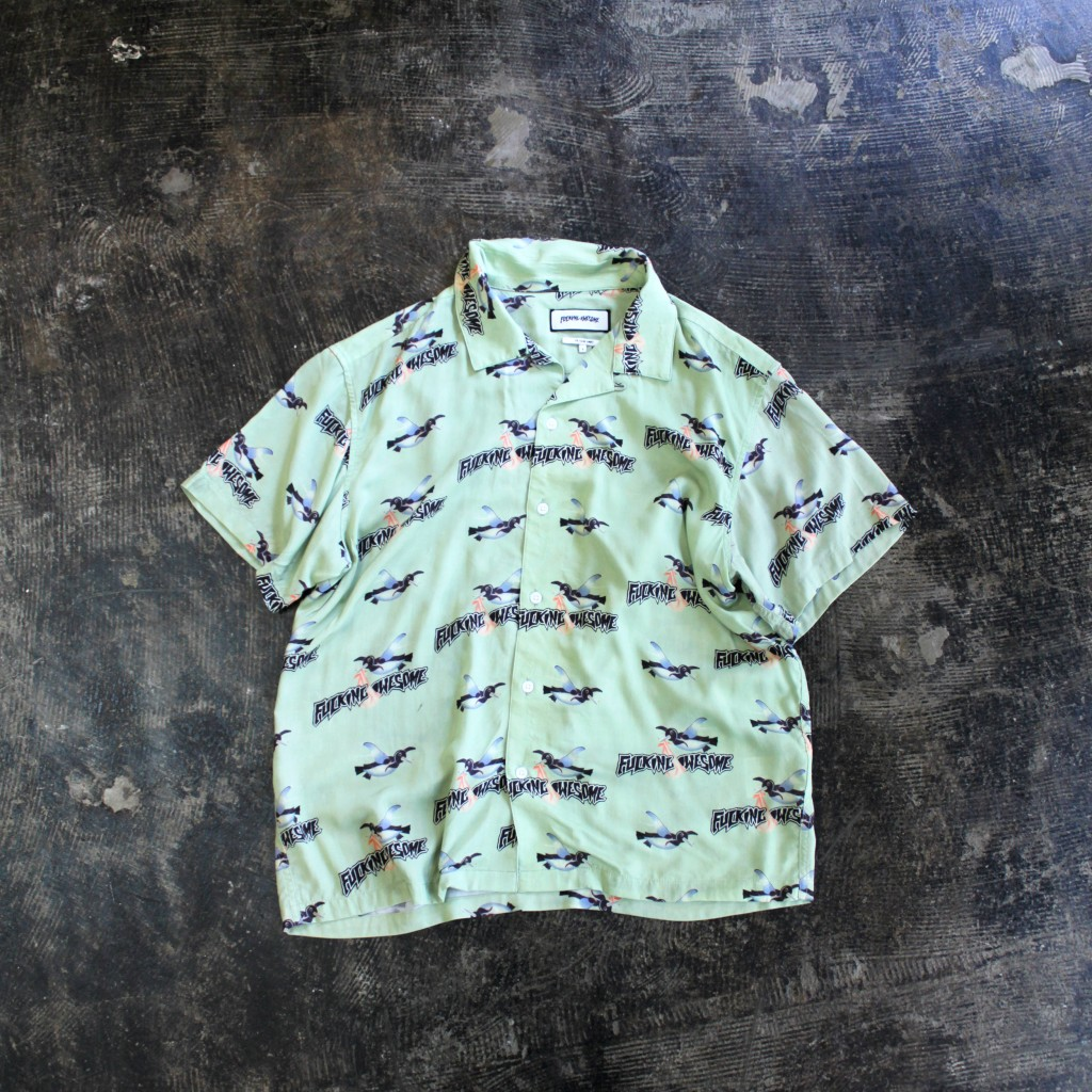 FUCKING AWESOME Ryon Bird Club Shirt