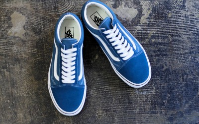 "VANS OLD SKOOL ""Blue Corsair"""