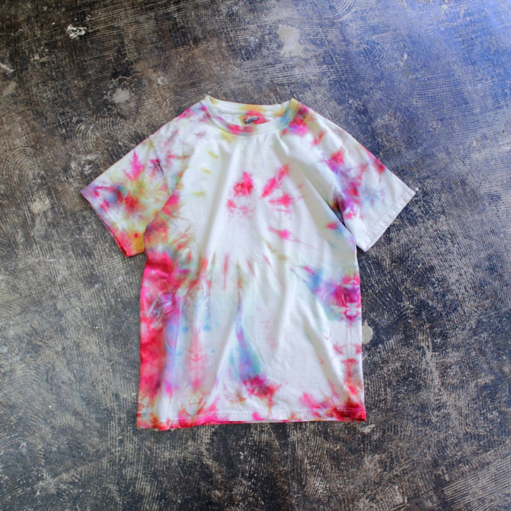 HANES Tie Dye Tshirts