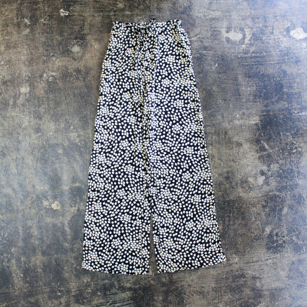 MAGASCHONI Flower Easy Pants