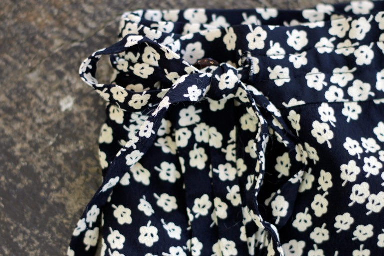 MAGASCHONI Flower Print Pants