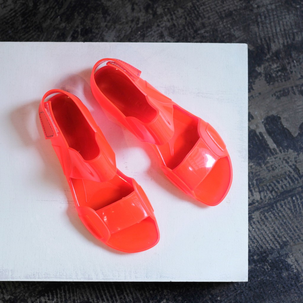 MARNI Flat Jelly Sandal