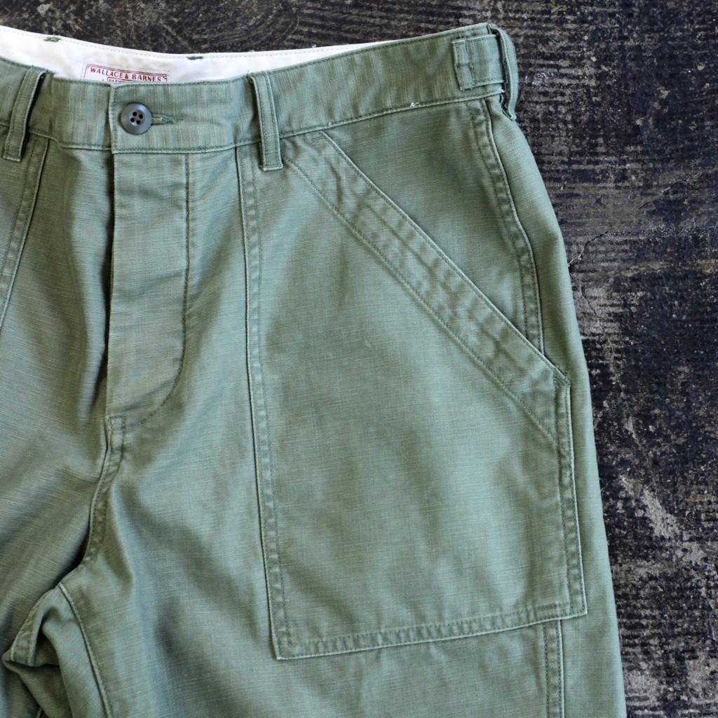 WALLACE & BARNES Utility Shorts